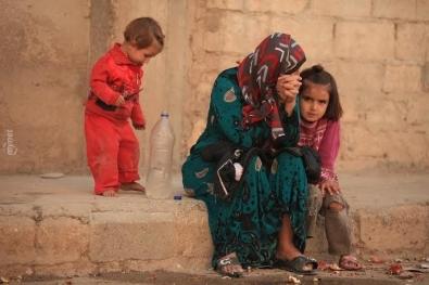 Κομπάνι. Φωτογραφία του Veyzi Altay, από το «Νewsweek»