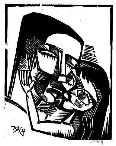 Σκίτσο του Καρλ Σμιτ-Ρότλουφ