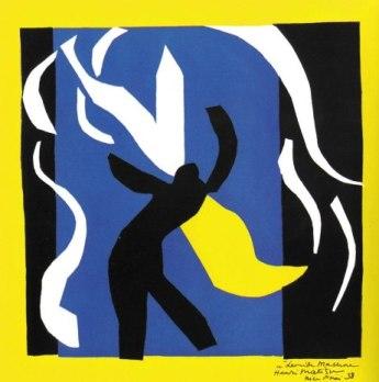 Ανρί Ματίς, «O παράξενος χορός της φαραντόλα», 1938