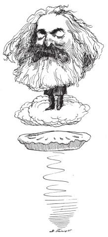Σκίτσο του Ντέιβιντ Ληβάιν
