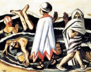 Μαξ Μπέκμαν, «Λίντο», 1924