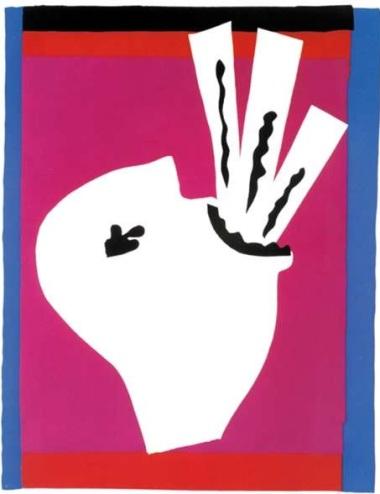Ανρί Ματίς, «Αυτός που καταπίνει σπαθιά», 1943-1946
