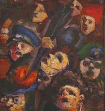 Πίνακας του Nikolay Viting, 1926