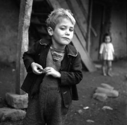 Βούλα Παπαϊωάννου, «Πορτραίτο αγοριού», 1945-1947