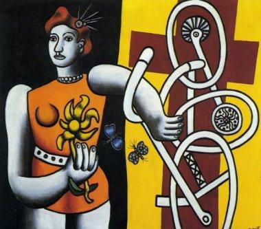 Φερνάν Λεζέ, «Ο μέγας Ιούλιος», 1945