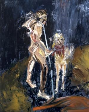 Μίκαελ Χάφτκα, «Φύλακας άγγελος», 1995