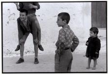 Constantine Manos Boys playing Crete 1964.