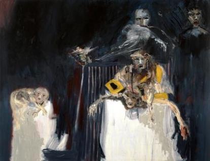 Mίκαλε Χάφτκα, «Μάθημα ιστορίας», 1997