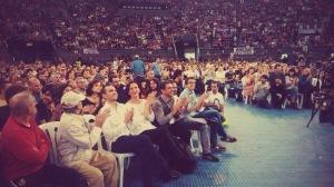 Από το ιδρυτικό συνέδριο των Podemos