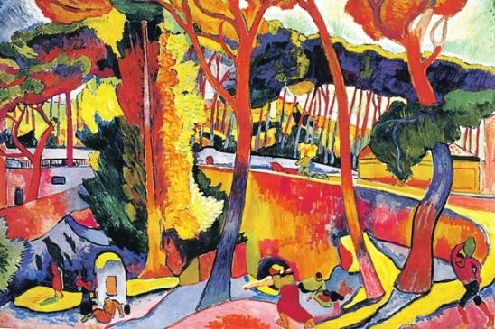 Έργο του Αντρέ Ντεραίν, 1906