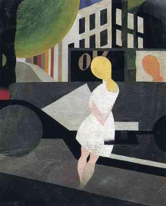 Ρενέ Μαγκρίτ, «Μονέρνο», 1923