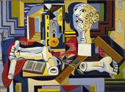 Πάμπλο Πικάσο, «Στούντιο», 1925