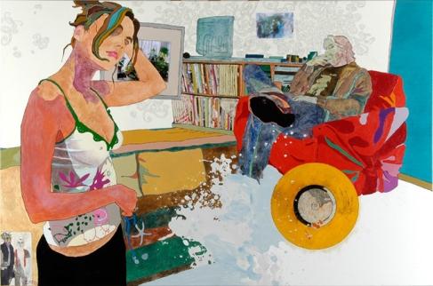 """Στέφανος Ρόκκος, """"Η εξομολόγηση και το δώρο"""", 2007"""