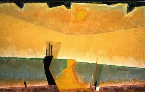 """Λάιονελ Φάινινγκερ, """"Θύελλα"""", 1939"""