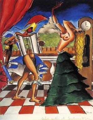 Νίκος Εγγονόπουλος, «Αισθηματικό βαλς», 1939