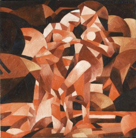 Φρανσίς Πικαμπιά, «Ανοιξιάτικος χορός», 1912