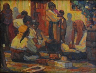 Πίνακας του Francisc Șirato