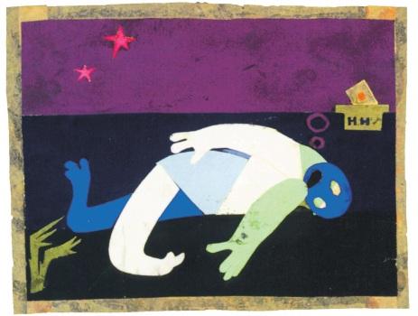Έργο της Χάνα Χεχ, 1920