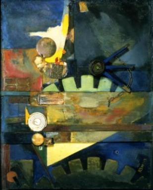 Έργο του Κουρτ Σβίτερς, 1920