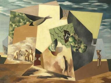 Λεοπόλντ Συρβάζ, «Τοπίο», 1926
