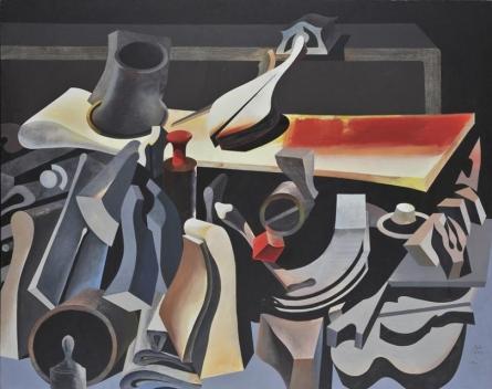 Χρήστος Καρράς, «Γέννηση», 1979