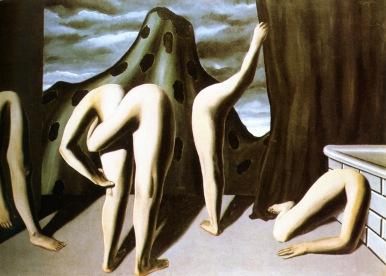 Ρενέ Μαγκρίτ, «Διάλειμμα», 1927-28