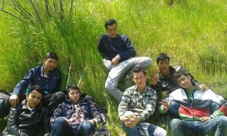 Η τελευταία φωτογραφία των νεαρών προσφύγων, που ξεκίνησαν από τη Θεσσαλονίκη με σκοπό να βρουν άσυλο σε κάποια ευρωπαϊκή χώρα