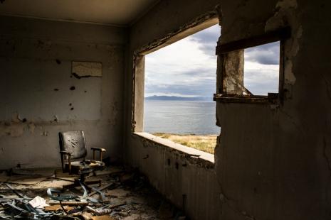 Λιπάσματα, Δραπετσώνα 2014. Φωτογραφία της Αλεξίας Γιακουμπίνη