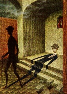 Remedios Varo - Phenomenon