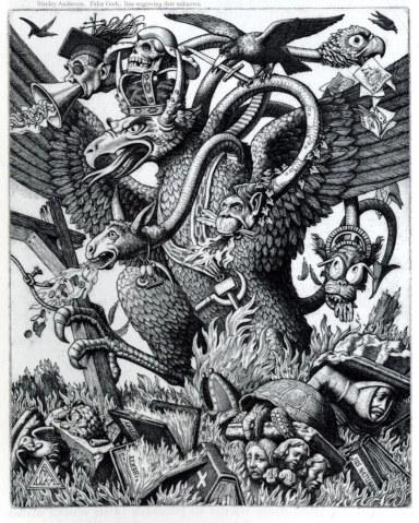 Στάνλεϋ Άντερσον, «Ψεύτικοι Θεοί», 1949
