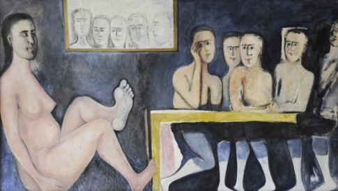 Έργο του Χρήστου Καπράλου, 1984