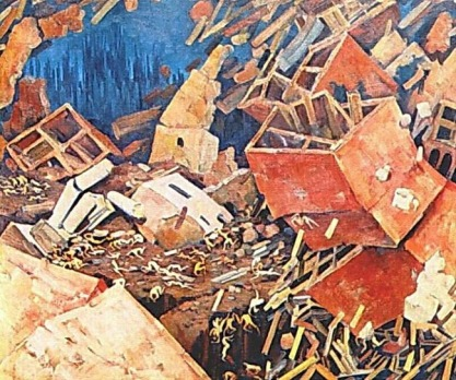 Konstantin Yuon - The Symphony of Action