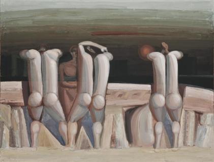 Μάριος Βατζιάς, «Πριν από τον Παράδεισο», 1967