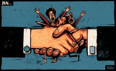 «Συμφωνία» (από τον «Independent», 16.7.2015)