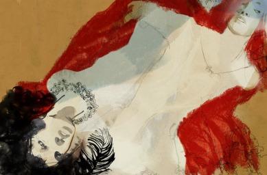 Nτάνιελ Εγκνέους, «Κοκκινοσκουφίτσα», 2014