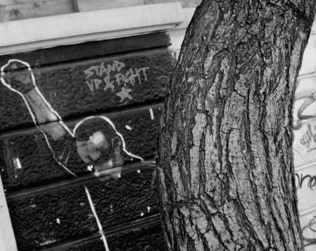 Πατησίων, ΑΣΟΕΕ, Μάιος 2015. Φωτογραφία του Τάκη Γέρου