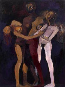 Πίνακας του Γιώργου Μπουρναζάκη