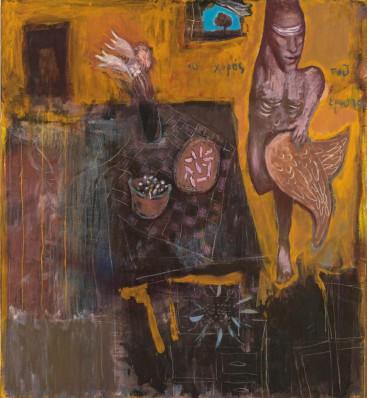 Δημήτρης Σουλιώτης, «Ο χορός της αγάπης», 1990