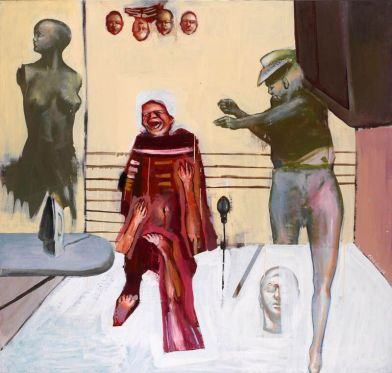 Γιώργος Μπουρναζάκης, «Ανείπωτο», 1985