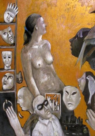 Mιχάλης Αμάραντος, «Χωρίς τίτλο», 2013