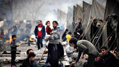 Σύροι πρόσφυγες σε στρατόπεδο στη Βουλγαρία. Πηγή: www.savethechildren.org