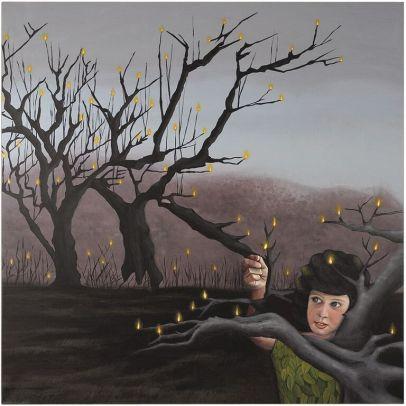 Βίκυ Γεωργιοπούλου, «Το μικρό κορίτσι με τα σπίρτα», 2007