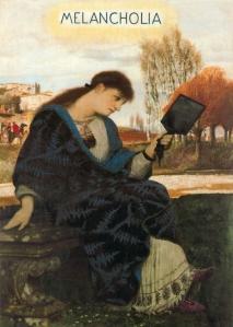 Άρνολντ Μπέκλιν, «Μελαγχολία», 1900