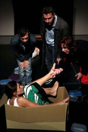 Φωτογραφίες του Μάριου Λώλου από την παράσταση