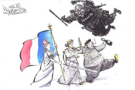 Σκίτσο του Μαρκ Ουίλσον