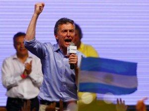 O Μαουρίσιο Μάκρι Φωτο: Ivan Alvarado/REUTERS