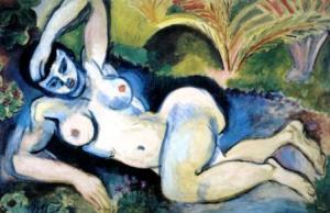 Ανρί Ματίς, «Μπλε γυμνό», 1907