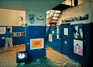 Αντιέκθεση διαμαρτυρίας, αντίδραση στη λογοκρισία και την κατάσχεση του έργου της Εύας Στεφανή στην Art Athina, 2007. Στην έκθεση παρουσιάστηκε το επίμαχο έργο της Στεφανή, μαζί με έργα 70 ακόμη Ελλήνων καλλιτεχνών. Οι δημιουργίες υπογράφτηκαν από όλους τους καλλιτέχνες, ώστε σε περίπτωση δίωξης, να ασκούνταν εναντίον όλων.