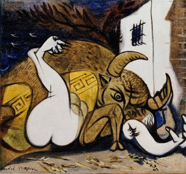 Aντρέ Μασόν, «Πασιφάη», 1937
