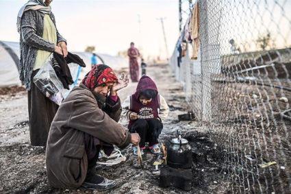Στρατόπεδο προσφύγων στο Σουρούτς. Πηγή: www.thestar.com